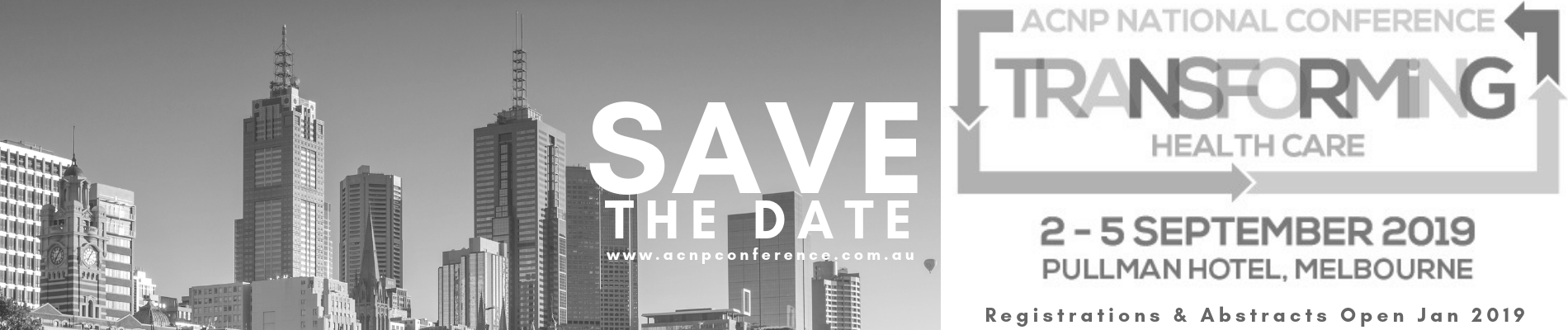 ACNP National Conference 2019